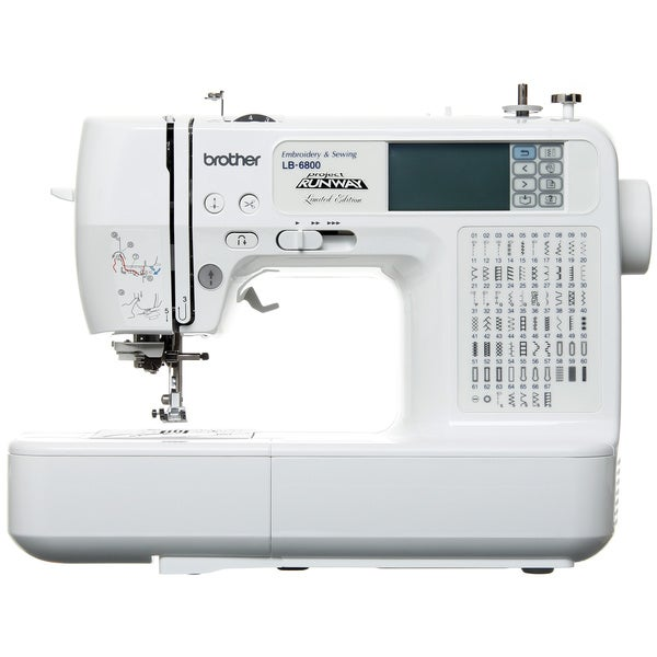 6800 embroidery machine