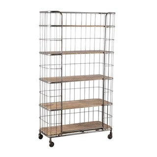 Refurbished Heppner Baker's Rack Storage Shelf (India)