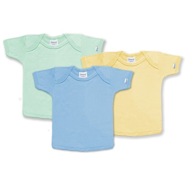 Spencer's Boys' Lap Shoulder Shirts (Variety Pack)