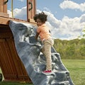 Swing-N-Slide 5-foot Discovery Mountain Climber