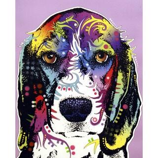 Dean Russo 'Beagle' Fine Art Giclee Print