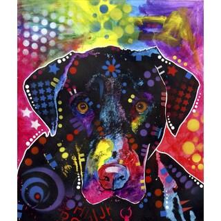 Dean Russo 'The Labrador' Fine Art Giclee Print