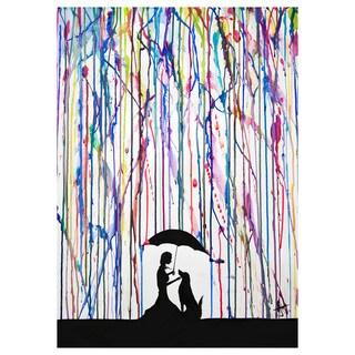 Marc Allante 'Sempre' Fine Art Giclee Print