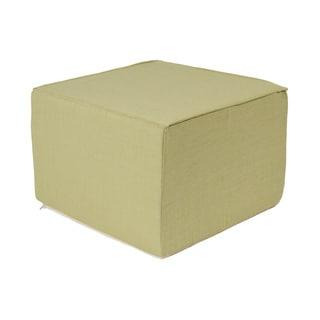 Softblock Sage 22-inch Indoor/Outdoor Foam Ottoman