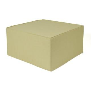 Softblock Sage 30-inch Indoor/ Outdoor Foam Ottoman