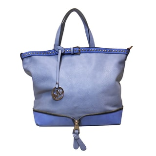 Bellucci East-West Zip Tote by Michael Michelle