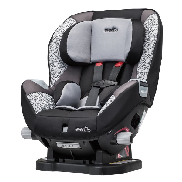 Evenflo Triumph Lx Convertible Car Seat Mosaic