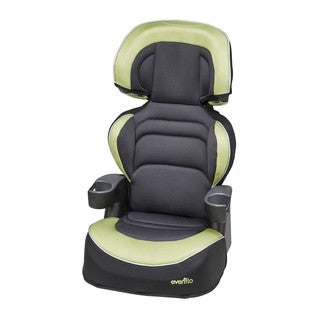 Evenflo Big Kid LX High Back Booster in Polo