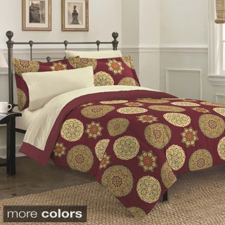 World Market 3-piece Comforter Set