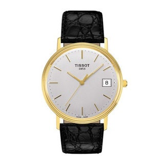 Tissot Men's T71340131 GoldRun Watch