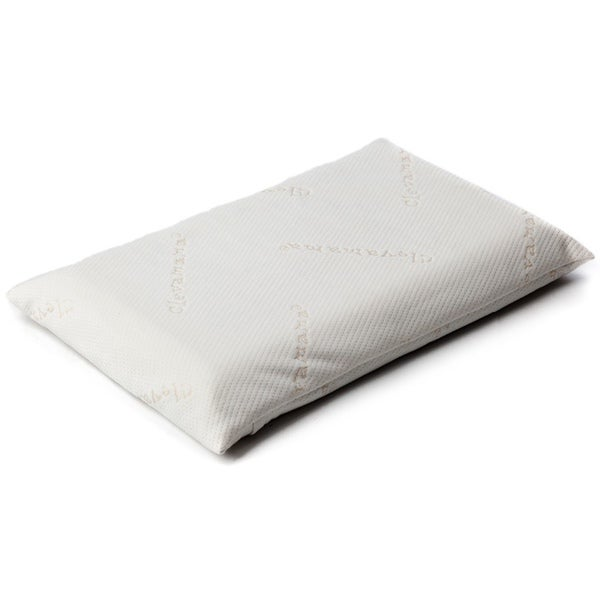 Clevamama Replacement Baby Pillow Case in White