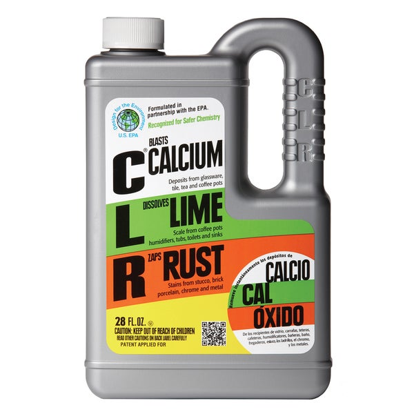 28-ounce Calcium, Lime and Rust Remover (Pack of 12)