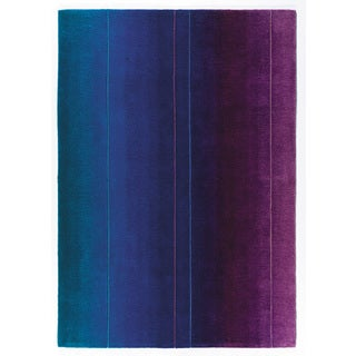 Mystique Berry Gradient Rug (7.10 x 10.10)