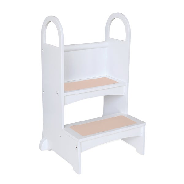 Guidecraft High Rise Step Up White
