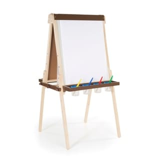 Guidecraft Wooden Floor Easel
