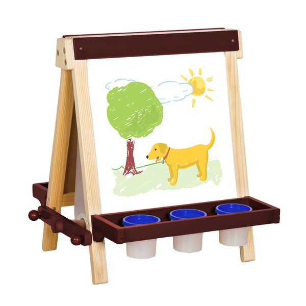 Guidecraft Wooden Tabletop Easel 12998944