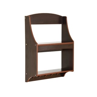 Guidecraft Expressions Trophy Rack Espresso