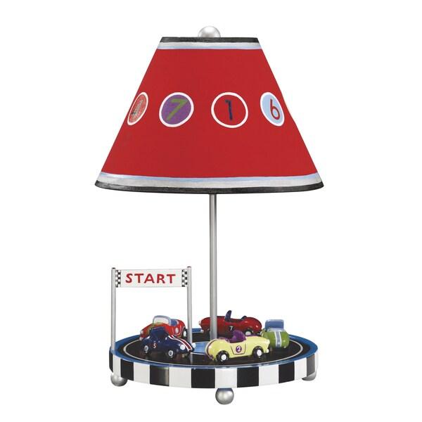 Guidecraft Retro Racers Lamp