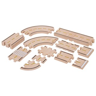 Guidecraft Roadway Set 42-pieces