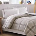 Nautica Hempstead Plaid Cotton 3-piece Duvet Cover Set