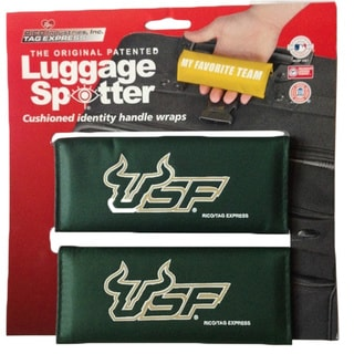 Original Patented NCAA USF Luggage Spotter (Set of 2)