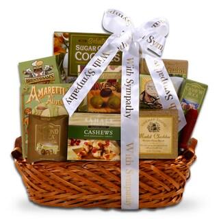Alder Creek Sympathy Gourmet Gift Basket