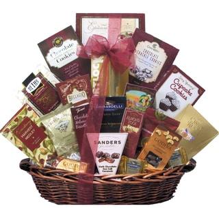 Gourmet Kosher Large Gift Basket