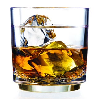Drinique Elite 10-ounce Rocks Plastic Glass (Set of 4)
