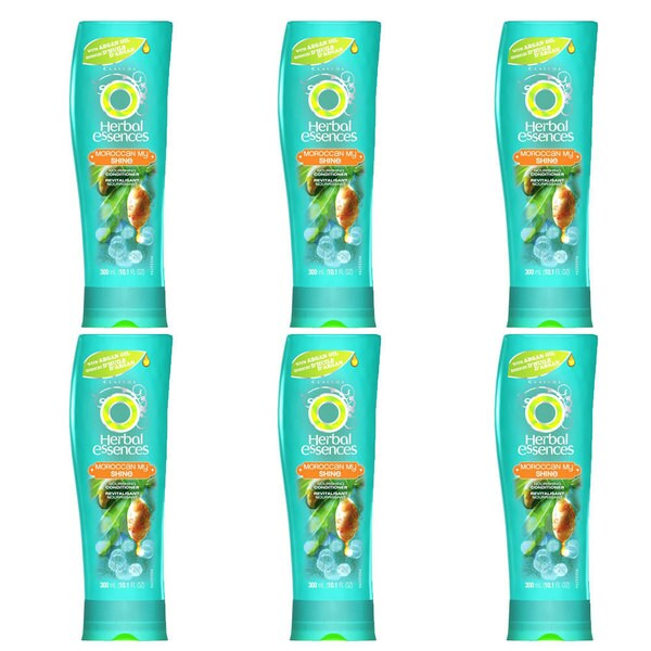 Herbal Essences Moroccan My Shine Nourishing 10.1-ounce Conditioner (Pack of 6)