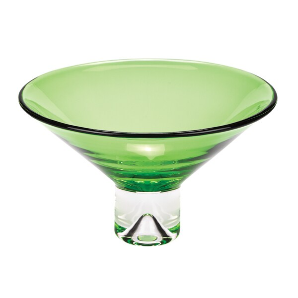 Monaco 12-inch Spring Green Bowl