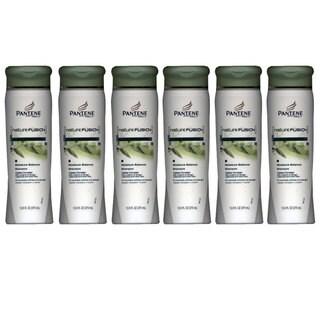 Pantene Nature Fusion Moisture Balance 12.6-ounce Shampoo (Pack of 6)