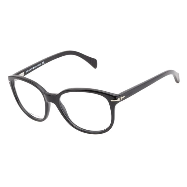 Tommy Hilfiger 1033 807 Black Prescription Eyeglasses