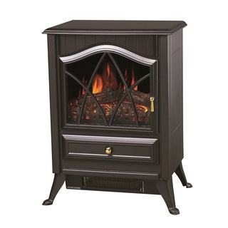 World Marketing ES4215 Ashton Black Electric Stove