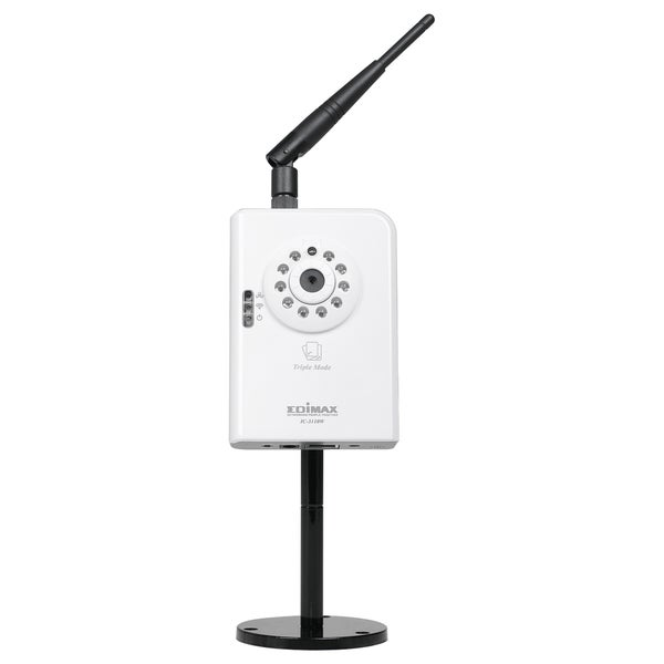 Edimax IC-3110W 1.3 Megapixel Network Camera - 1 Pack - Color