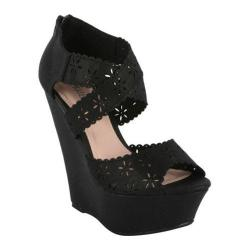 Women's L & C Beverly-23X Black