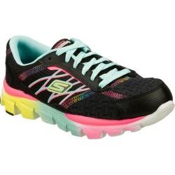 Girls' Skechers GOrun Ride 2 Black/Multi