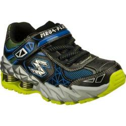 Boys' Skechers Mega Flex Cerium Adroit Black/Green
