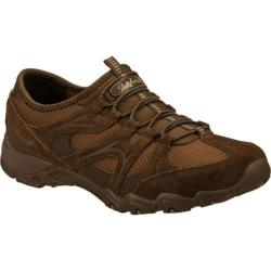 Women's Skechers Relaxed Fit Endeavor Brown/Natural