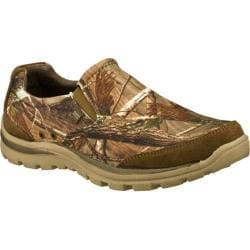 Men's Skechers Relaxed Fit Superior Devino Camouflage