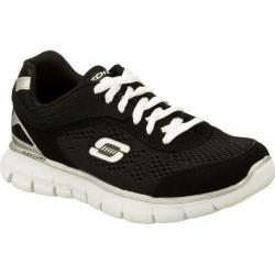 Boys' Skechers Synergy Power Shield Black/White