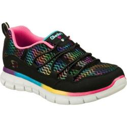 Girls' Skechers Synergy Star Quality Black/Multi