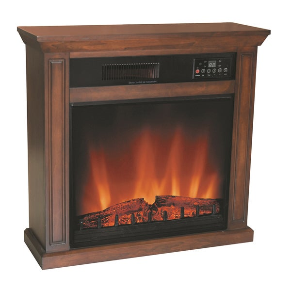 GC Ainsley Quartz Fireplace