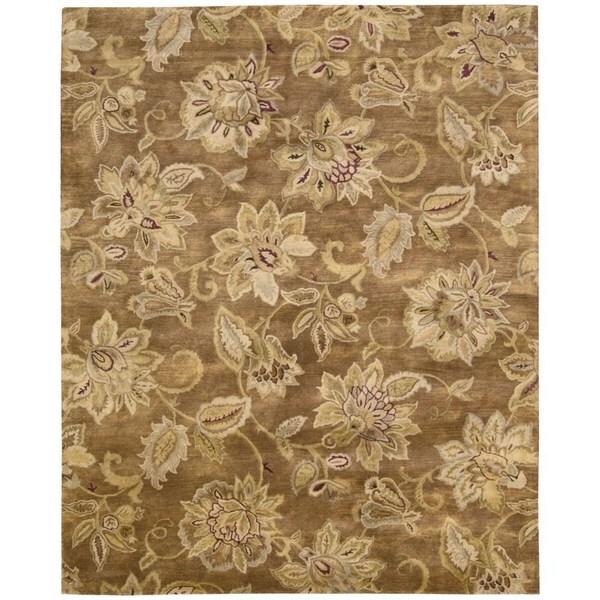 "Nourison Jaipur Bronze Rug (8'3"" x 11'6"") - 8'3 x 11'6 13004055"