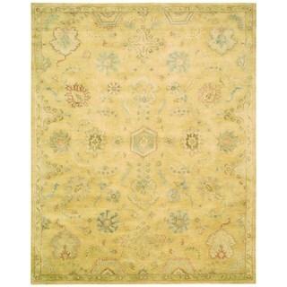 """Nourison Jaipur Light Gold Rug (7'9"""" x 9'9"""")"""
