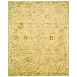"""Nourison Jaipur Light Gold Rug (8'3"""" x 11'6"""")"""