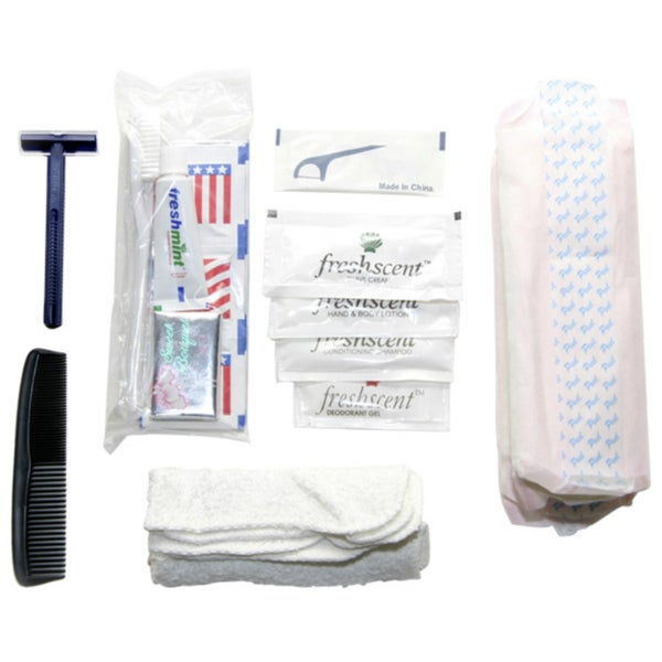 Deluxe Hygiene Kit (Set of 10)
