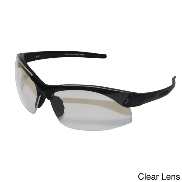 edge eyewear Sharp edge Black
