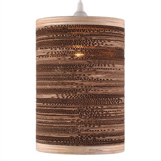 Small Single-light Corrugated Drum Light