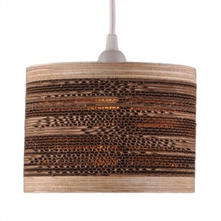 Extra Small Corrugated Drum Light