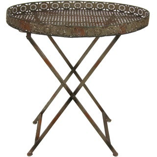 Decorative Rustic Garden Tea Table (China)